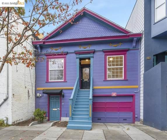 2523 Bryant Street, San Francisco, CA 94702 (#EB40971976) :: Alex Brant