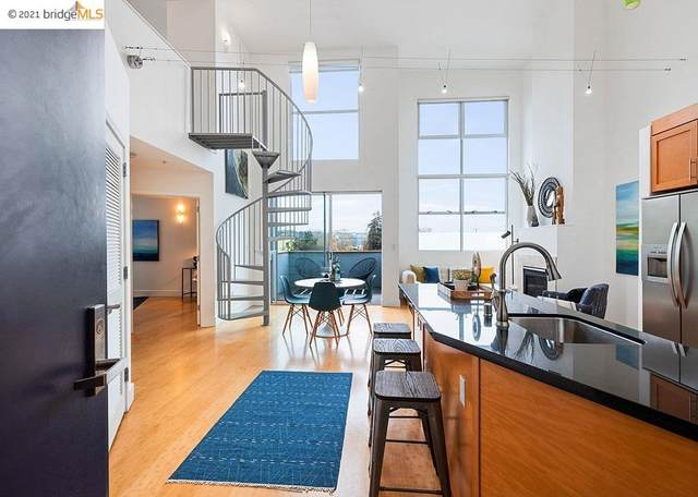 3960 Adeline St 309, Emeryville, CA 94608 (#EB40971983) :: The Kulda Real Estate Group