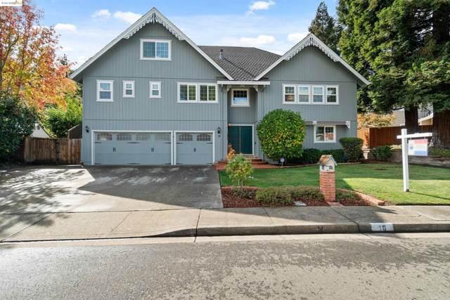 16 Cobblestone Ct, San Ramon, CA 94583 (#EB40972011) :: The Kulda Real Estate Group