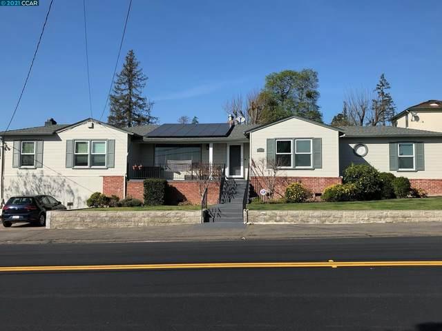 4560 Seven Hills Road, Castro Valley, CA 94546 (#CC40972042) :: The Sean Cooper Real Estate Group