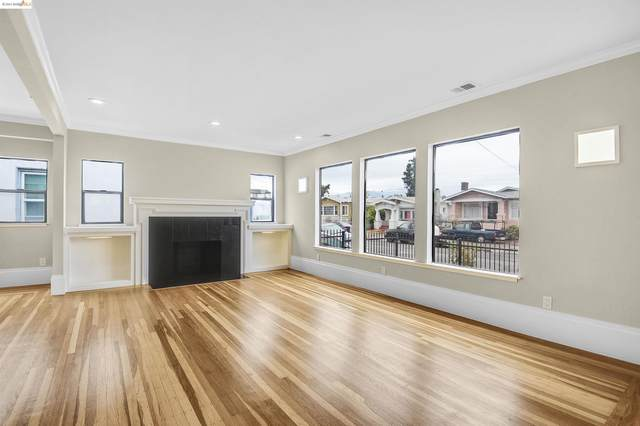 1445 68Th Ave, Oakland, CA 94621 (#EB40972071) :: Robert Balina | Synergize Realty