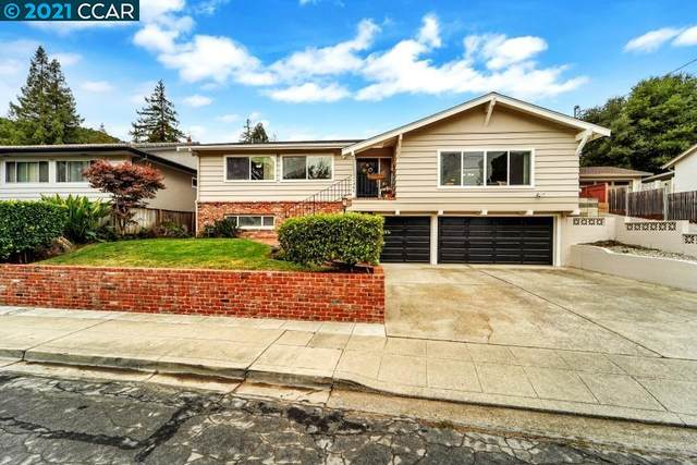 21465 Tanglewood Dr, Castro Valley, CA 94546 (#CC40972106) :: Live Play Silicon Valley