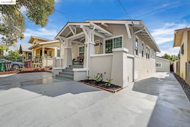 2052 55Th Ave, Oakland, CA 94621 (#EB40972137) :: Robert Balina | Synergize Realty