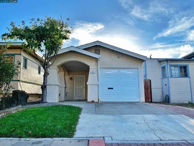 510 Alhambra Ave, Martinez, CA 94553 (#CC40972136) :: Alex Brant