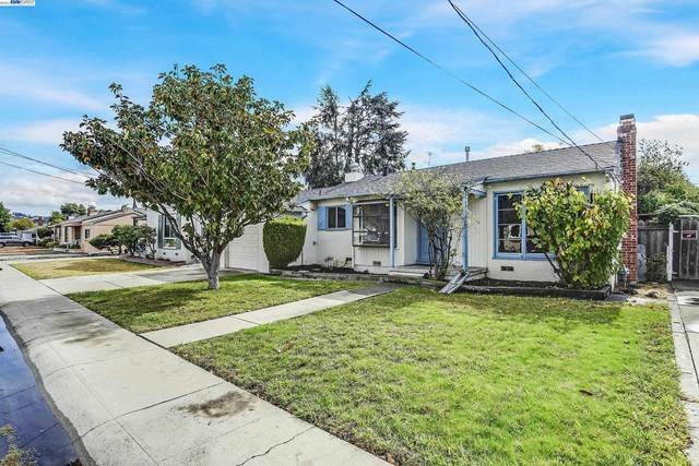 2321 Star Ave, Castro Valley, CA 94546 (#BE40972142) :: The Sean Cooper Real Estate Group