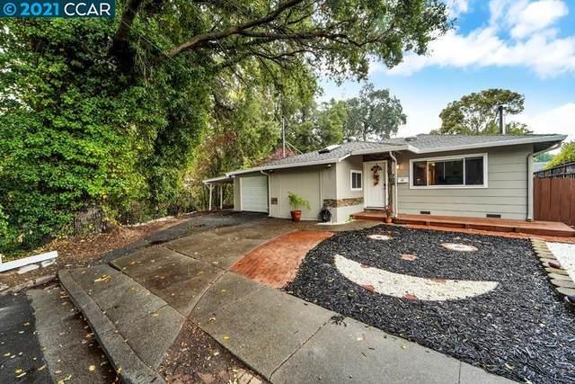 728 Teresa St, Martinez, CA 94553 (#CC40972160) :: The Sean Cooper Real Estate Group