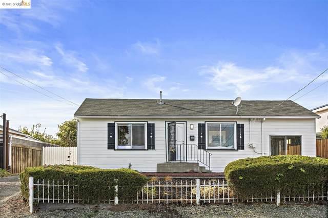 3961 La Colina Rd, El Sobrante, CA 94803 (#EB40972166) :: The Sean Cooper Real Estate Group