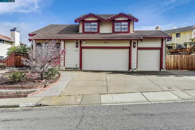163 Agate Way, Hercules, CA 94547 (#CC40972228) :: The Kulda Real Estate Group