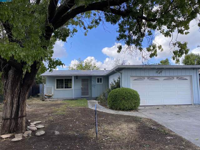 1641 Sunshine Dr, Concord, CA 94520 (#CC40972230) :: The Kulda Real Estate Group