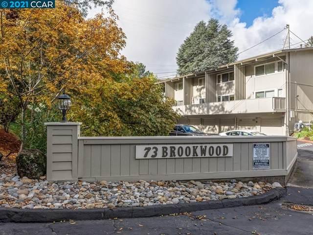 73 Brookwood Rd 13, Orinda, CA 94563 (#CC40972240) :: The Kulda Real Estate Group