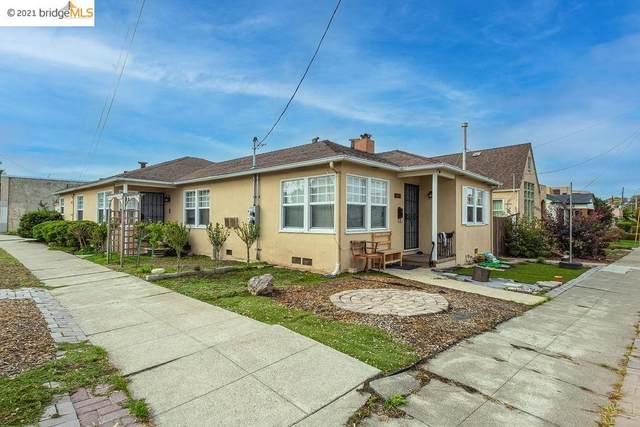 5028 Nevin Ave, Richmond, CA 94805 (#EB40972242) :: The Kulda Real Estate Group