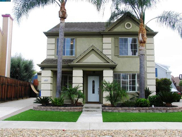 1072 Claremont Dr, Brentwood, CA 94513 (#CC40972390) :: The Sean Cooper Real Estate Group