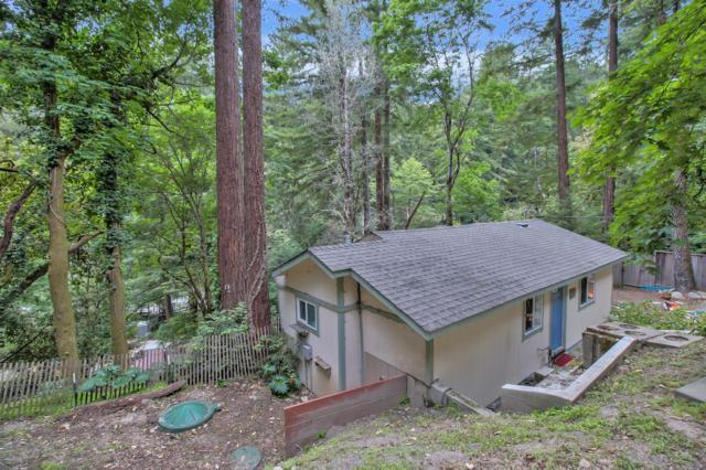 230 Carrol Ave, Felton, CA 95018 (#ML81696974) :: Strock Real Estate