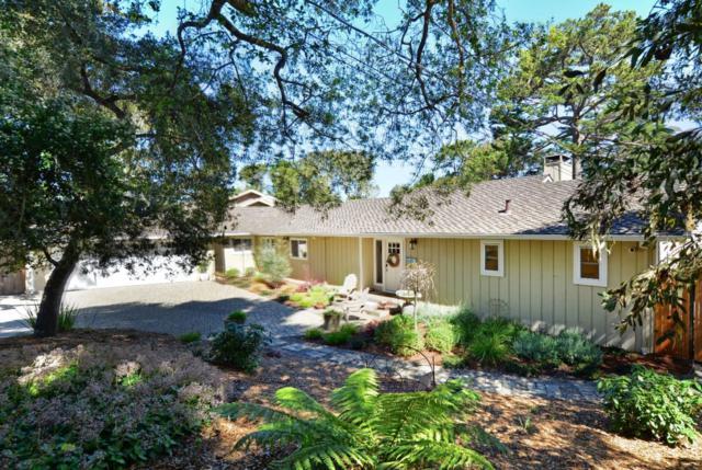 1114 Circle Rd, Pebble Beach, CA 93953 (#ML81698533) :: Astute Realty Inc
