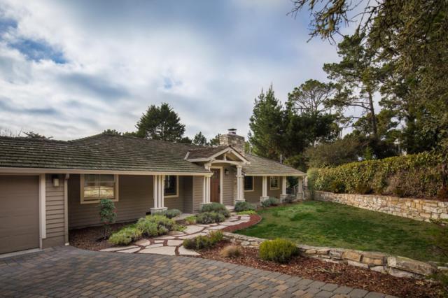 0 SW Corner Of Lobos & 1st Avenue, Carmel, CA 93921 (#ML81698599) :: Astute Realty Inc
