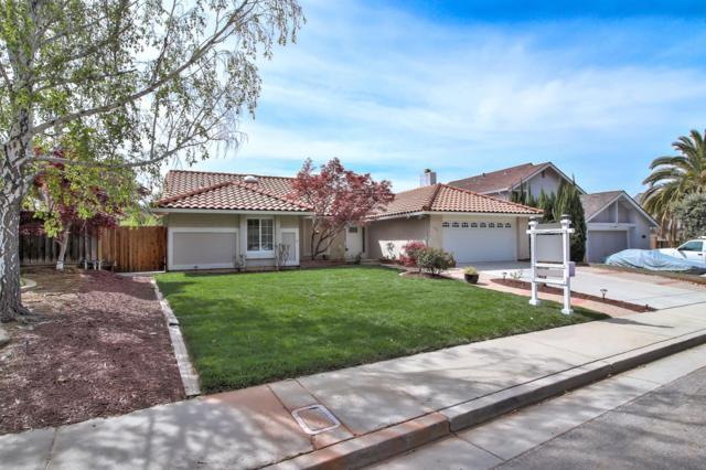 3022 Park Estates Way, San Jose, CA 95135 (#ML81698887) :: The Warfel Gardin Group