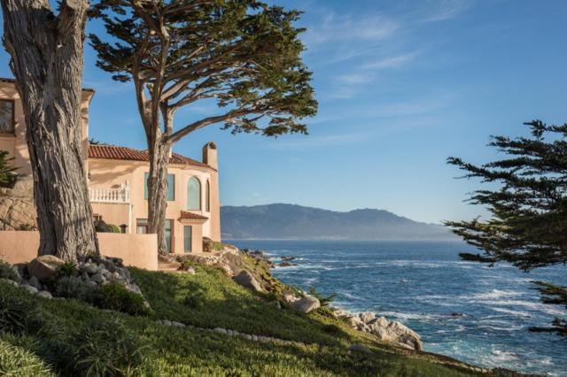 3256 17 Mile Dr, Pebble Beach, CA 93953 (#ML81698907) :: The Gilmartin Group