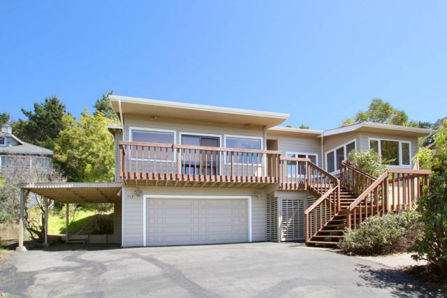 715 Clubhouse Dr, Aptos, CA 95003 (#ML81699451) :: Strock Real Estate