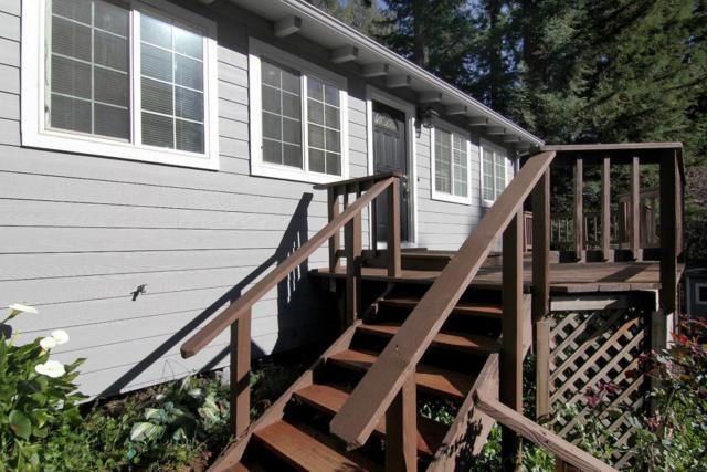 10377 Lake Blvd, Felton, CA 95018 (#ML81699452) :: The Gilmartin Group