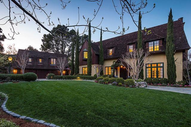 816 Vista Rd, Hillsborough, CA 94010 (#ML81699547) :: The Kulda Real Estate Group