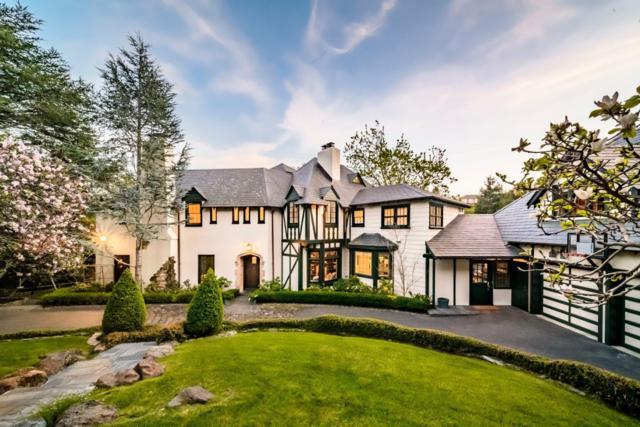 133 Ridgeway Rd, Hillsborough, CA 94010 (#ML81699614) :: The Kulda Real Estate Group