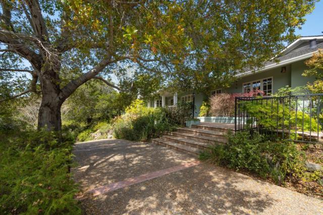55 Rockridge Rd, Hillsborough, CA 94010 (#ML81699672) :: The Kulda Real Estate Group