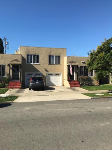 954 S B St, San Mateo, CA 94401 (#ML81699693) :: Brett Jennings Real Estate Experts
