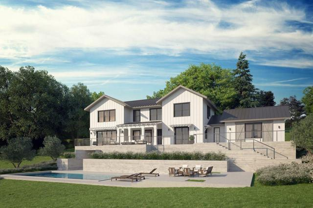 135 Dean Rd, Woodside, CA 94062 (#ML81699769) :: The Kulda Real Estate Group