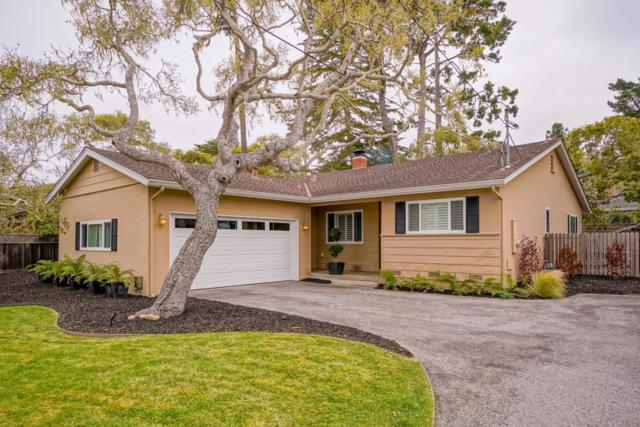 2861 Sloat Rd, Pebble Beach, CA 93953 (#ML81699776) :: Astute Realty Inc