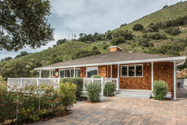 27 La Rancheria, Carmel Valley, CA 93924 (#ML81699822) :: Strock Real Estate