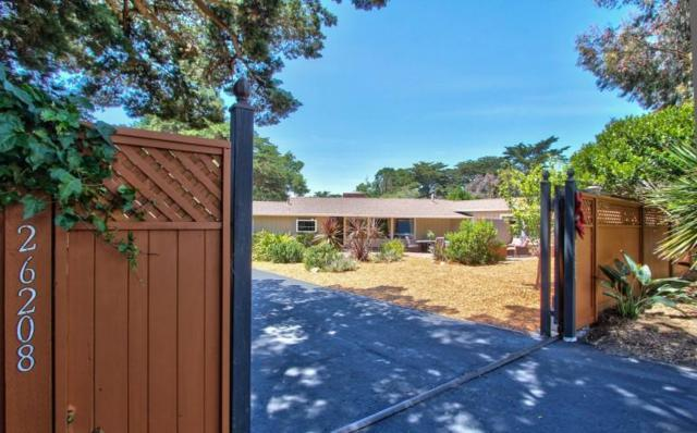 26208 Atherton Dr, Carmel, CA 93923 (#ML81699824) :: The Goss Real Estate Group, Keller Williams Bay Area Estates