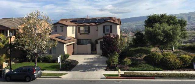 1581 Laurelwood Crossing Ter, San Jose, CA 95138 (#ML81699852) :: The Gilmartin Group