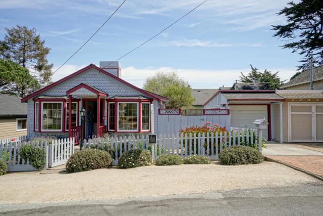 718 Lottie St, Monterey, CA 93940 (#ML81699988) :: Strock Real Estate