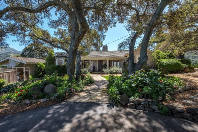 35 W. Garzas Rd, Carmel Valley, CA 93924 (#ML81700210) :: Strock Real Estate