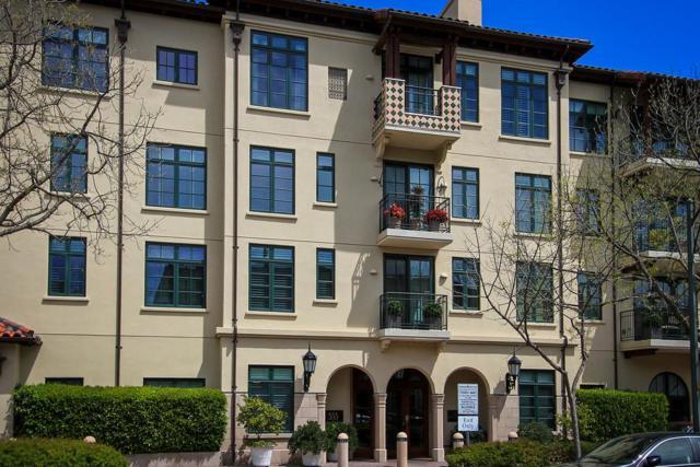 555 Byron St 304, Palo Alto, CA 94301 (#ML81700355) :: Julie Davis Sells Homes