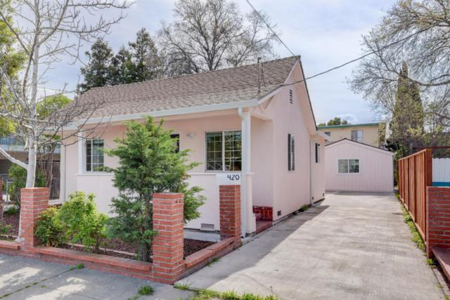 420 Cedar St, Redwood City, CA 94063 (#ML81700434) :: Astute Realty Inc