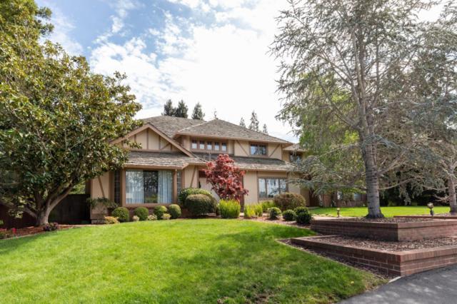 30 Anguido Ct, Hillsborough, CA 94010 (#ML81700490) :: The Kulda Real Estate Group