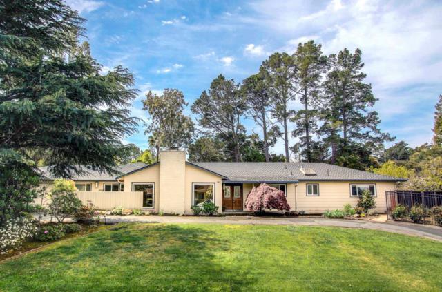 315 Barbara Way, Hillsborough, CA 94010 (#ML81700575) :: The Kulda Real Estate Group