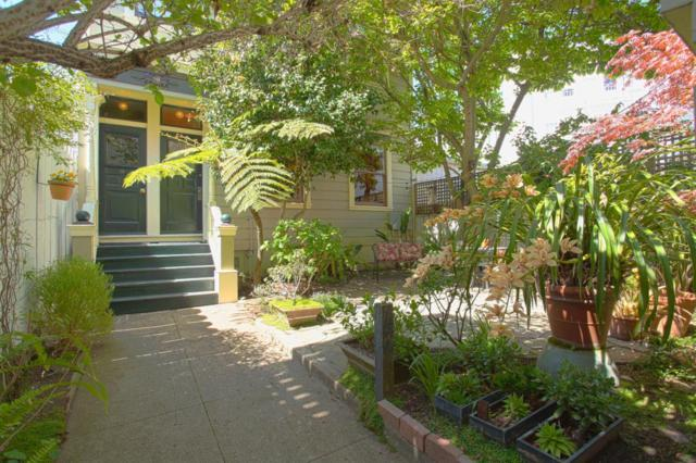 38 Landers St, San Francisco, CA 94114 (#ML81700584) :: Brett Jennings Real Estate Experts