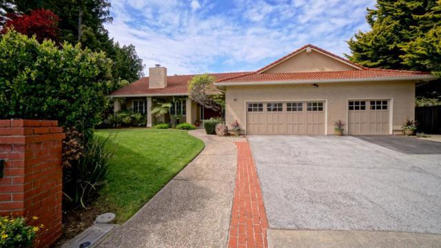 20 Hampton Ct, Hillsborough, CA 94010 (#ML81700603) :: The Kulda Real Estate Group