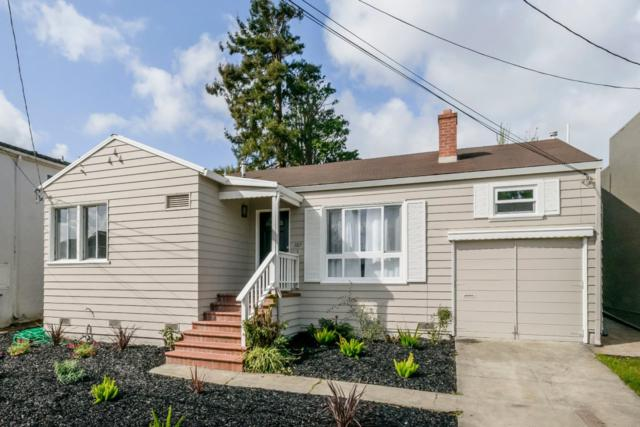 387 Hazel Ave, San Bruno, CA 94066 (#ML81700656) :: Keller Williams - The Rose Group