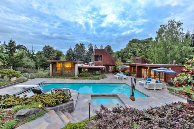 Shady Oaks Ct, Los Altos Hills, CA 94022 (#ML81700681) :: The Kulda Real Estate Group