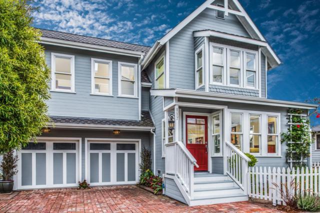 117 17th St, Pacific Grove, CA 93950 (#ML81700684) :: Brett Jennings Real Estate Experts