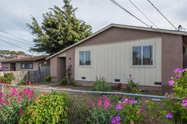 1136 Amador Ave, Seaside, CA 93955 (#ML81700693) :: The Goss Real Estate Group, Keller Williams Bay Area Estates