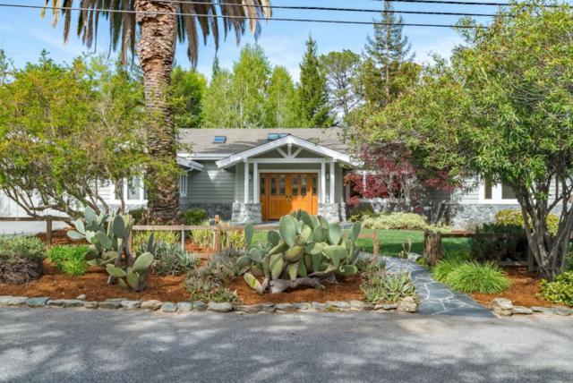 14161 Douglass Ln, Saratoga, CA 95070 (#ML81700700) :: von Kaenel Real Estate Group