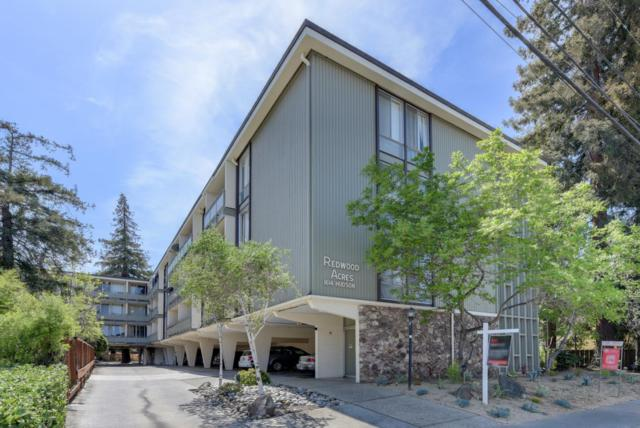 1614 Hudson St 209, Redwood City, CA 94061 (#ML81700736) :: Brett Jennings Real Estate Experts