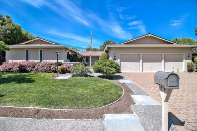 12779 Homes Dr, Saratoga, CA 95070 (#ML81700740) :: The Goss Real Estate Group, Keller Williams Bay Area Estates