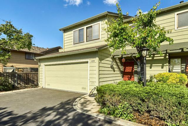 1595 Camden Village Way, San Jose, CA 95124 (#ML81700796) :: The Goss Real Estate Group, Keller Williams Bay Area Estates