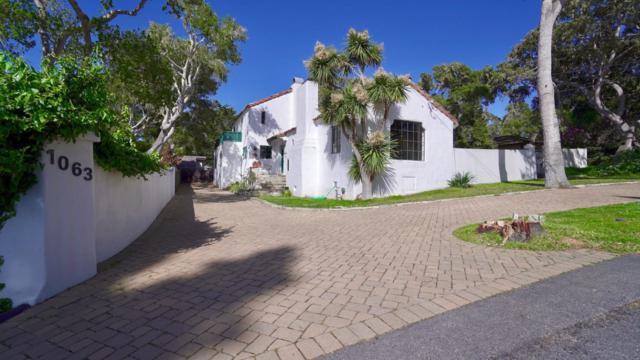 1063 Mission Rd, Pebble Beach, CA 93953 (#ML81700840) :: Astute Realty Inc