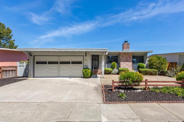 640 Skyline Blvd, San Bruno, CA 94066 (#ML81700855) :: Perisson Real Estate, Inc.